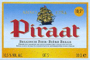 Brouwerij Van Steenberge Piraat